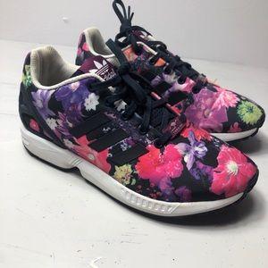 Adidas ZX Flux sound garden sneakers